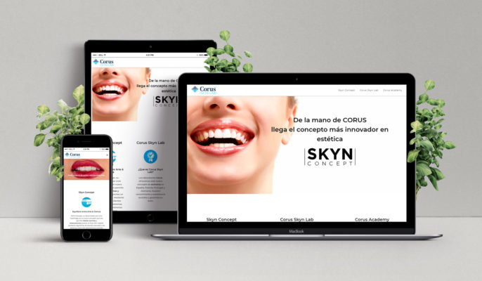 skyn lab web