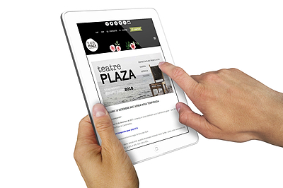 web Teatre Plaza