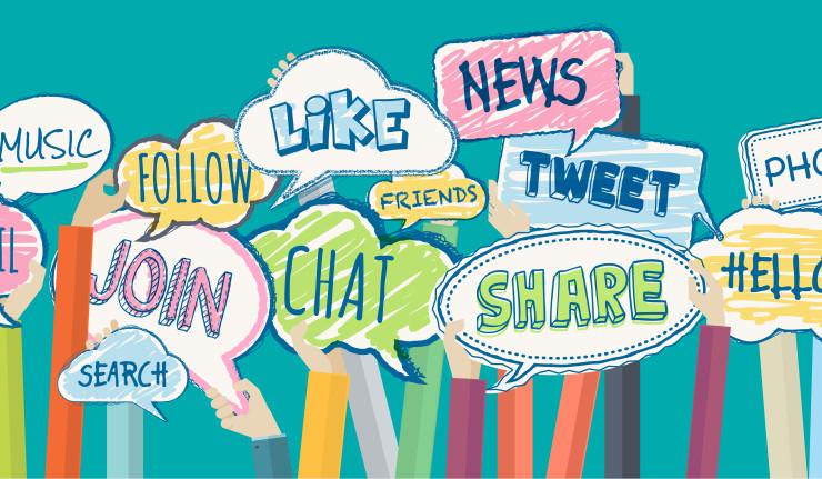 nuevas app redes sociales