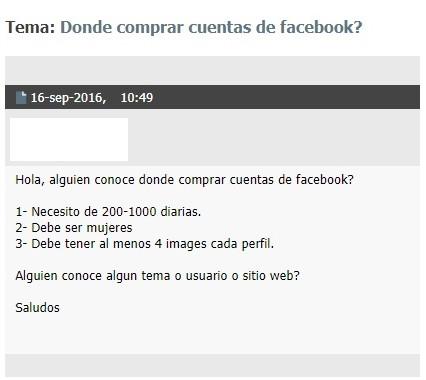 compro facebook con fans