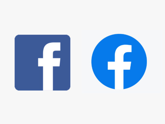 nuevo isotipo Facebook