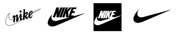 logos NIKE