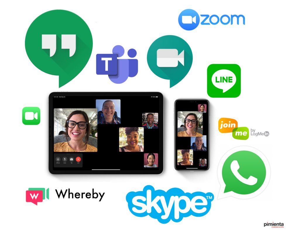 apps de videocalls