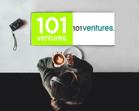 restyling logo 101ventures