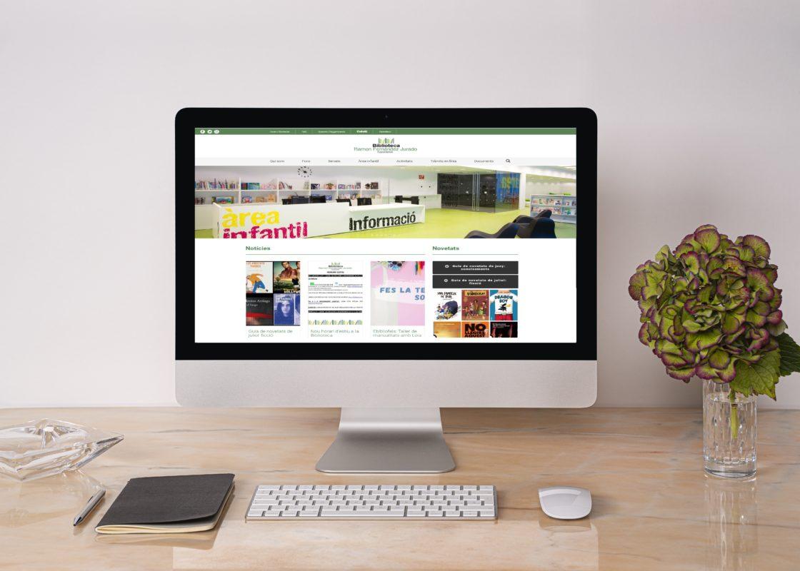 nova web biblioteca castelldefels 2020